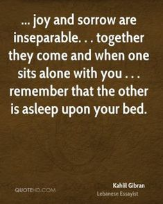 Kahlil Gibran Quotes | QuoteHD