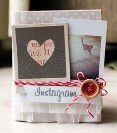 Instagram Love - Scrapbook.com