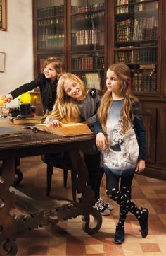 Collection #Boboli Autumn/Winter 2014 #AW14