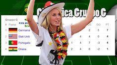 Stati Uniti Germania 0-1 Muller Gol - Mondiali 2014 Gruppo G