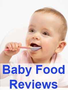 Reviews of infant formula & baby food