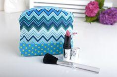 Kosmetiktasche von julejuch auf DaWanda.com
