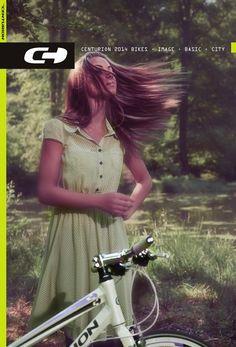 Centurion 2014 katalog  Det danske design udtryk har med tiden vundet indpas verden over.Den nordiske æstetik og dens kreative enkelhed kan ses i de fleste tendenser indenfor både musik, mad, mode og kunst.  Her hos Centurion er vi stolte af at være en del af denne tradition.  Vi designer danske cykler, der i sin enkelhed skal bringe cyklisten effektivt, sundt og miløvenligt frem til målet.