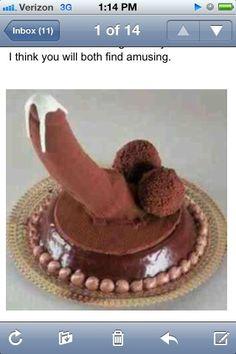 My bachelorette cake