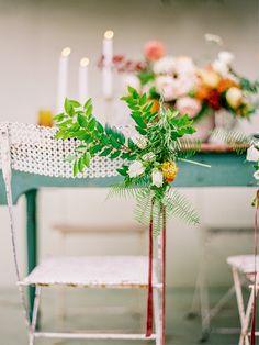 Photography: Daniel Kim Photography - danielkimphoto.com/  Read More: http://www.stylemepretty.com/2014/12/11/beachside-arboretum-shoot-at-shelldance-orchid-gardens/
