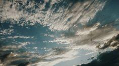 Bulutlu gökyüzü