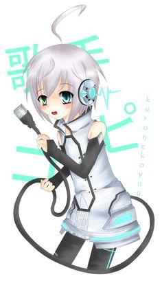 Vocaloid Piko, Manga Anime, Anime Art, Singing, Kawaii, Fan Art, My Favorite Things, Board, Cute