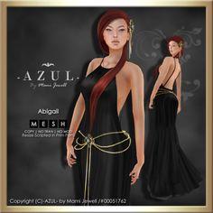 -AZUL- Abigail (c)-AZUL-byMamiJewell
