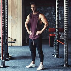 45 Gym Outfit Ideas For Men 2018 is part of Gym outfit men - Trends are not limited to work and casual outfits, but while you hustle for that muscle, take some time to get acquainted with Gym Outfit Ideas For Men Fitness Outfits, Sport Outfits, Casual Outfits, Men Casual, Gym Outfits, Daniel Magic Fox, Sport Fashion, Mens Fashion, Gym Fashion