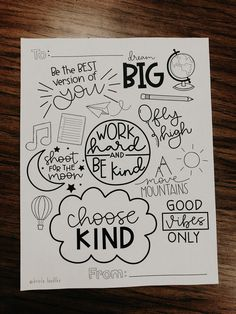 Classroom life - This is the perfect activity to have students do They can color it and give it to someone who needs uplifting, someone who is moving away, or to wish someone luck kindnessrocks motivationalcolorin 3rd Grade Classroom, Future Classroom, School Classroom, Classroom Activities, Classroom Organization, Classroom Decor, Classroom Management, Science Classroom, Classroom Community