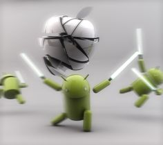 Android beats Apple!!