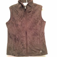 Brown North Face vest Brown North Face vest. Size L. Very good used condition. North Face Jackets & Coats Vests