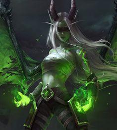 Daily World of Warcraft Art Board ^^ // Blizzard // wow // Hearthstone // Geek // Blood Elf Demon Hunter Fel Dark Fantasy Art, Fantasy Demon, High Fantasy, Fantasy Warrior, Fantasy Girl, Fantasy Artwork, Dark Art, Warrior Angel, Final Fantasy