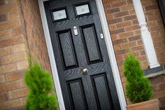 Composite front doors in kent and london. Tudor Kitchen, Composite Front Door, Rent In London, Modern Properties, Dutch House, Roof Lantern, Door Furniture, Red Bricks, Property For Rent