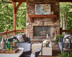 Mountain Retreat by Britto Charette Interiors