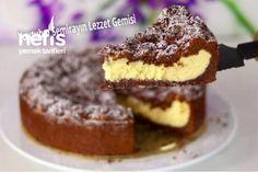Damak Çatlatan Rus Pastası Tarifi Homemade Beauty Products, Kitchenette, Cheesecake, Muffin, Food And Drink, Cooking, Breakfast, Desserts, Recipes