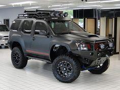 Nissan Xterra Offroad Bumper - ShrockWorks