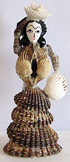 Vegetable Seller (Shell))