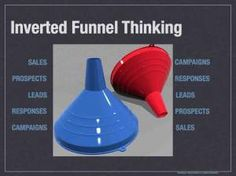 Inverted Funnel Thinking