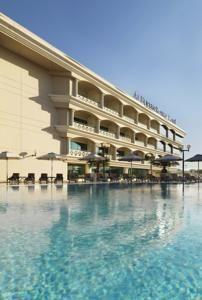Booking.com: Hôtel Al Bustan Rotana - Dubai, Dubaï, Émirats Arabes Unis - 198 Commentaires Clients. Réservez votre hôtel !