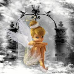 TinkerBell Angel Animated Pictures for Sharing Tinkerbell Pictures, Tinkerbell And Friends, Tinkerbell Disney, Tinkerbell Fairies, Fairy Pictures, Disney Fairies, Arte Disney, Disney Pictures, Disney Magic