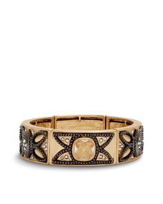 Chico's Women's Wynni Stretch Bracelet, Mixed Metal, Size: One Size