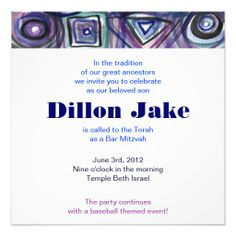 ==> consumer reviews          Baseball Sports Invitation Bar Mitzvah Jewish blue           Baseball Sports Invitation Bar Mitzvah Jewish blue We have the best promotion for you and if you are interested in the related item or need more information reviews from the x customer who are own of the...Cleck Hot Deals >>> http://www.zazzle.com/baseball_sports_invitation_bar_mitzvah_jewish_blue-161346141152670878?rf=238627982471231924&zbar=1&tc=terrest