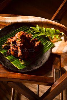 Spicy Kerala Chicken Fry