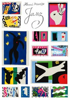 "Learn additional information on ""abstract artists matisse"". Browse through our internet site. Henri Matisse, Matisse Art, Saul Bass, Pablo Picasso, Illustrations, Illustration Art, Matisse Cutouts, Pop Art, Jazz Art"