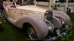 1938 Bugatti Type 57C Cabriolet
