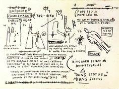 Bishop - Jean-Michel Basquiat - WikiPaintings.org