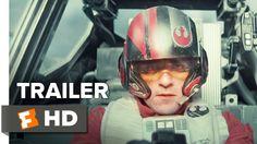 Star Wars: Episode VII - The Force Awakens Official Teaser Trailer #1 [Seventh in cinema / Séptima proyectada en las salas]