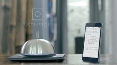 Concierge: l'objet connecté qui prend soin de votre maison - http://blog.domadoo.fr/2015/11/02/concierge-lobjet-connecte-prend-soin-de-maison/