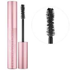 This mascara lengthens my eyelashes so much it's borderline miraculous. Not to mention my lashes never look chunky and it doesn't smudge throughout the day! -kristy27 #Sephora #TodaysObsession