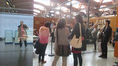 Visita al sector tèxtil del mNACTEC