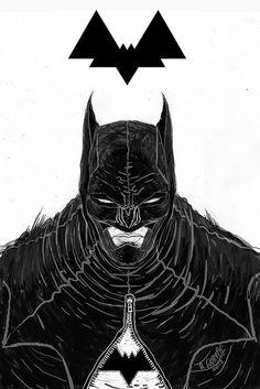 Batman by Rafael Grampa.