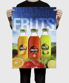 Fruts Juice on Behance