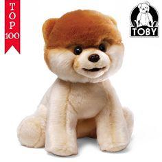 "Boo 9"" Plush Pomeranian The World's Cutest Dog # 4029715 Gund #GUND #AllOccasion"