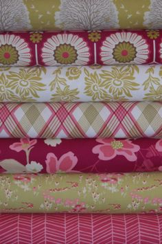 Joel Dewberry Modern Meadow Fabric