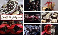 Tips, forslag og gode idéer til hva man kan gi bort av smakfulle og spiselige julegaver. Advent, Desserts, Food, Tailgate Desserts, Deserts, Essen, Postres, Meals, Dessert