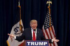 """Trump: """"Podría disparar a gente en la Quinta Avenida y no perdería votos"""""""