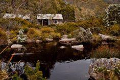 Alpine Cabins, Mt Field National Park