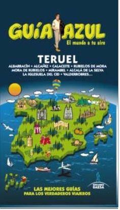Teruel. Madrid : Gaesa,  2015 Tenerife, Lonely Planet, Granada, Madrid, Sierra, San Pablo, Singular, Andorra, Folklore