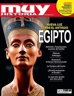 La nueva revista Muy Historia está dedicada a los últimos hallazgos sobre el Antiguo Egipto. No te lo pierdas, puedes encontrarlo en tu kiosco habitual, Zinio (http://bit.ly/1tqv6R1 ), Kiosco y más (http://bit.ly/1wk4XWz ) y app Store:http://bit.ly/1vs6yXt