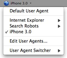 User Agent Switcher :: Add-ons for Firefox https://addons.mozilla.org/en-US/firefox/addon/user-agent-switcher/?src=search - [$$$ Access Any Website Or Forum Without Registering $$$] http://www.addictivetips.com/internet-tips/access-any-website-or-forum-without-registering/