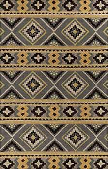 Santa-Ana-ALQ401 -- New design, ready to ship to homes in two months. Beautiful colors and Western style.