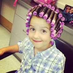 You had a perm. | 20 Signs You Were Raised By A Hairstylist