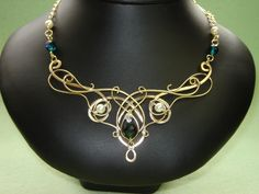 Circlets, Crowns, Tiaras and Dresses for your Medieval, Celtic or Elven Wedding!