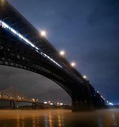 Eads Bridge, St. Louis, MO