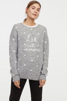 f03cde12610c Fine-knit Sweater Model Trends